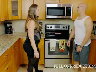 [taboo passions] madisin lee w cooking na macocha