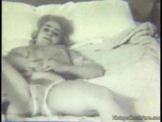 vintage merginos, retro baseinas seksas, xxx vidios šviesą