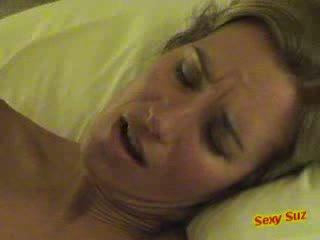 Słodkie gorące mamuśka mama gets jej bald mokre cipka fucked hardcore porno