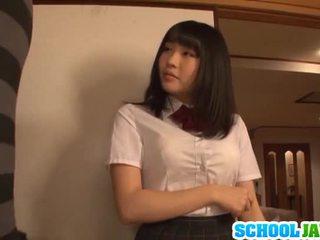 Satomi appreciates to lâu pork dagger