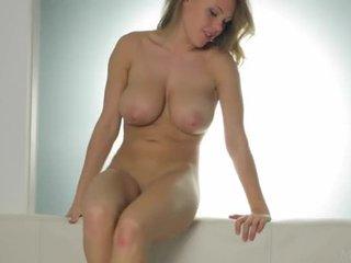 gros seins, lesbienne, érotique