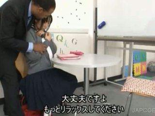 日本語 女學生 gave 灰機