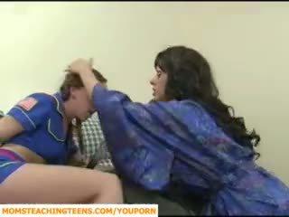 Mom seducing boy and rumaja prawan scout