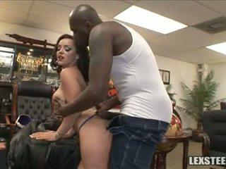 Lex steele ja liza del sierra maito sacks pelata sisään the toimisto