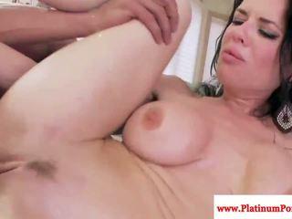 hottest brunette ideal, videos real, pinakamabuti blowjob bago