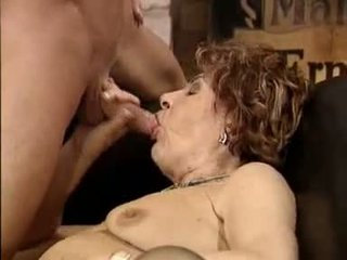 Хардкор німецька бабуся порно