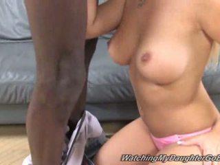liels gailis, interracial, interracial porn