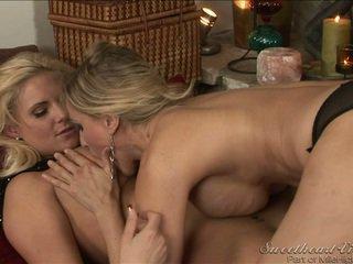 vous sexe lesbien vérifier, le plus chaud gros seins, lesbienne