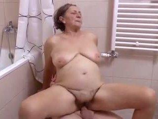 Babičky: volný zralý & máma jsem rád šoustat porno video 96
