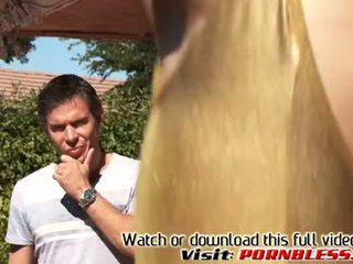 Alex فرصة - أخذ لي الشرجي virginity بدلا من
