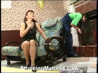 Lillian And Marcus Kinky Mature Film Scene