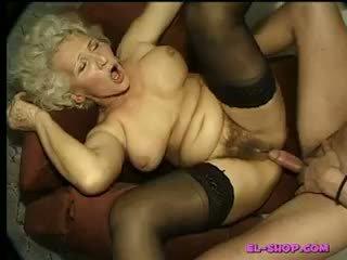 бабуся, нейлон, хардкор
