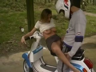 Na motorbike