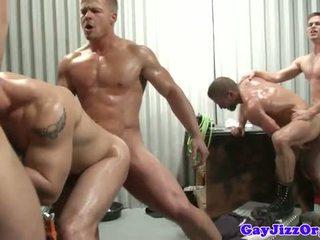 Muscular mechanics group assfucking