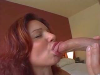 MILF Facial 63: Free Redhead HD Porn Video 5f