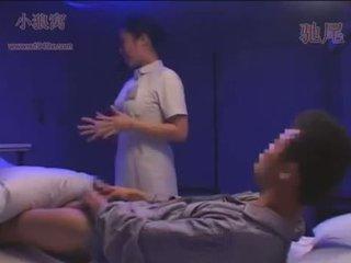 Dandy-078-cfnm ليل ممرضة sees erect قضيب و jer