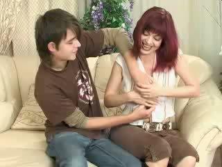 Sexo com mãe
