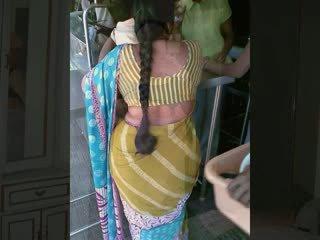 Hinduskie buttock