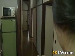 Molto arrapato giapponese moglie
