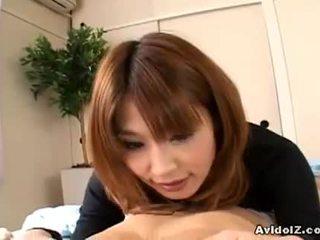 Iň beti brunette, nice ass, fun japanese