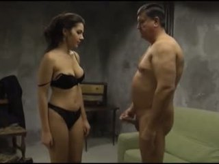 brunetka, seks oralny