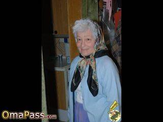 Omapass gyzykly grannies showing her öl amjagaz: mugt porno 11