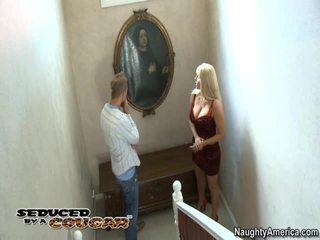 prsa, hardcore sex, blondýnky