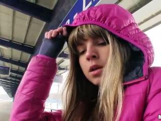חמוד צ'כית נערה gina gerson סקס ל מזומנים