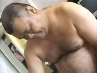 japonês, amadurece, ménage à trois