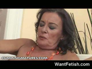 סבתא 'לה, פיסטינג סרטי סקס, כוס fisting