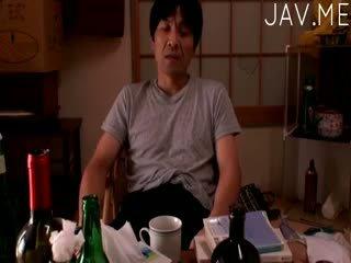 morena, japonês, bebê