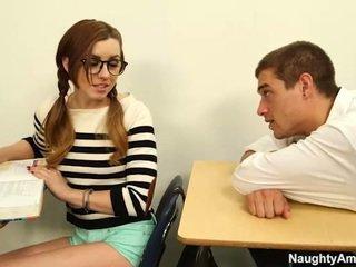 öğrenci, kız, sıska