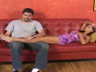 Mackenzie Montgomery (candice Michelle) - Hot Foot Fetish