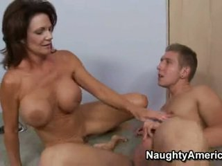 Hawt Momma Deauxma Fills Her Horny Mouth With An Fantastic Thick Meatpole