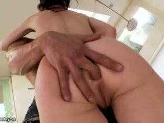 देखिए ओरल सेक्स, गुणवत्ता deepthroat नई, फ्री योनि सेक्स महान