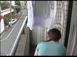 japon, ev kadını, milf