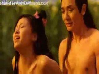 Китайски леко порно секс сцена