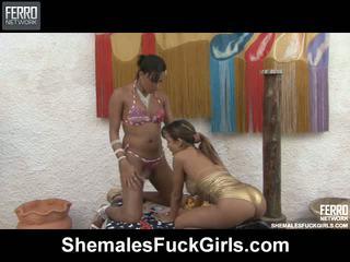 Camila bela transa fucks gal video-