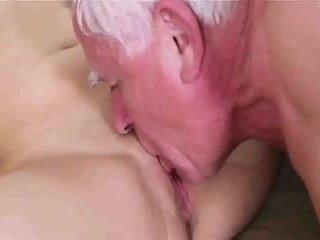 White Fat One: Free Mature Porn Video