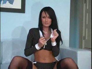 hottest tits, brunette most, best vibrator