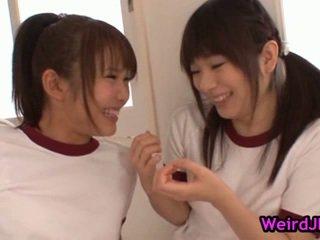 Smut harune maeda un megumi shono