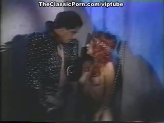 Barbara dare, nina hartley, erica boyer em clássico porno