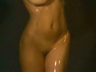 Hot asian Francine Dee stripping