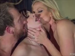 Sexy goth schnecke pleases kelly madison und sie hubby