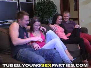 युवा सेक्स parties