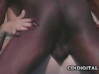 Lynn lemay ρετρό blondie pleasing ένα μαύρος/η dong
