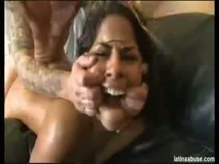 Latina Abuse Elana