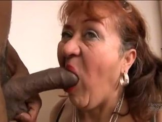 Picked למעלה ישן ספרדי סבתא ל screwing pleasures