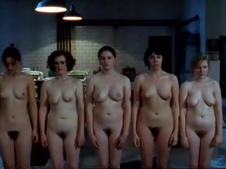kaukāzietis, lielas krūtis, lesbiete