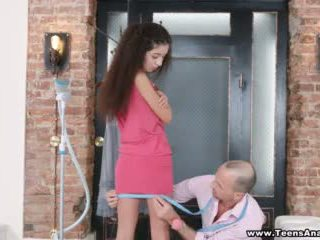 Teens Analyzed - Assfucked by the tailor